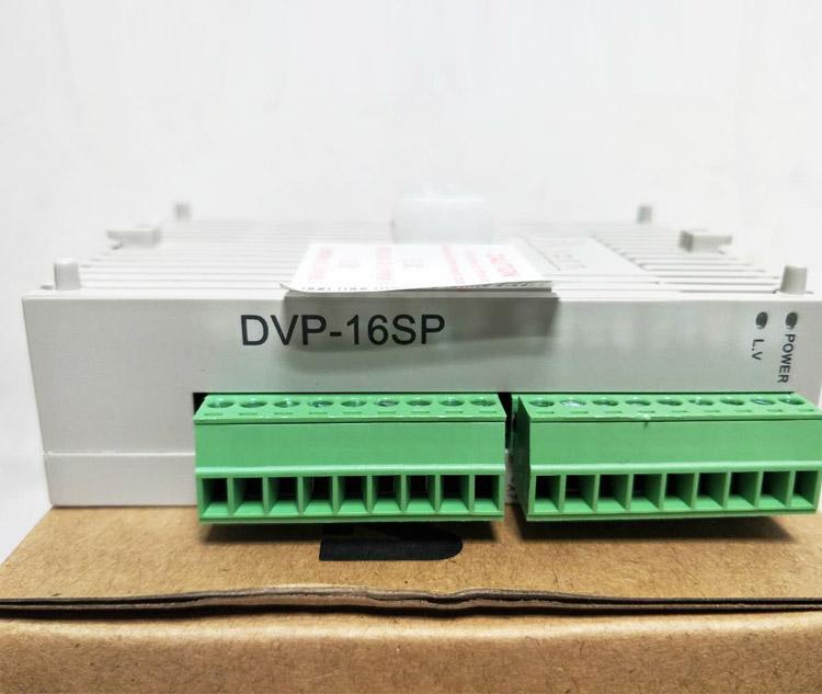 DVP16SP11R Delta Digital module plc extension module
