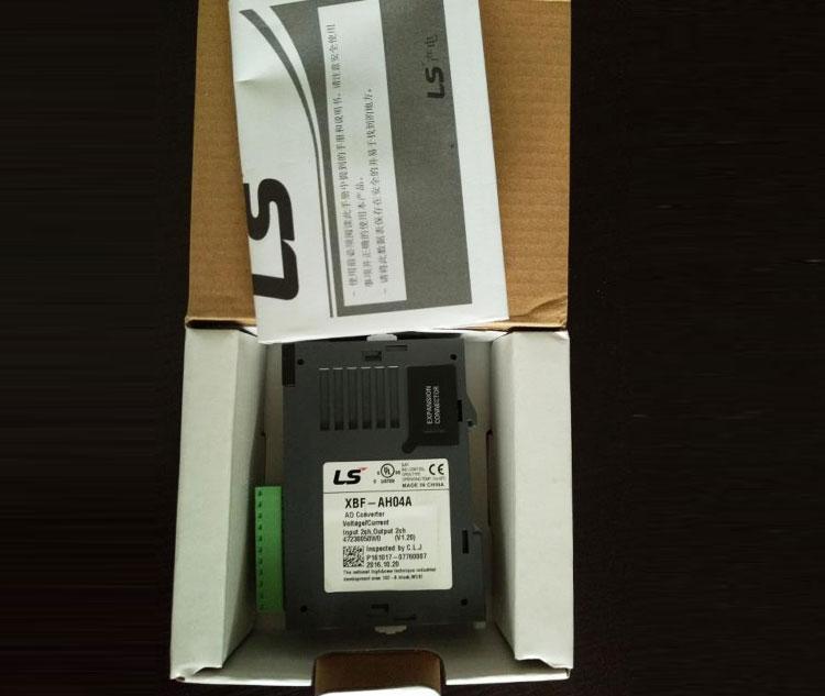 XBF-AH04A Korea LS LG Analog PLC Module