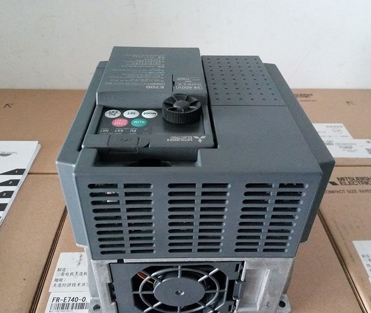 FR-E740-3.7K-CHT Mitsubishi frequency inveter 3.7KW