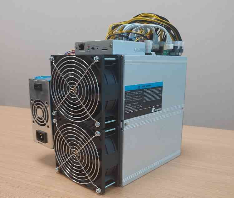 24T ASIC miner Cheetah Miner-F1 with PSU