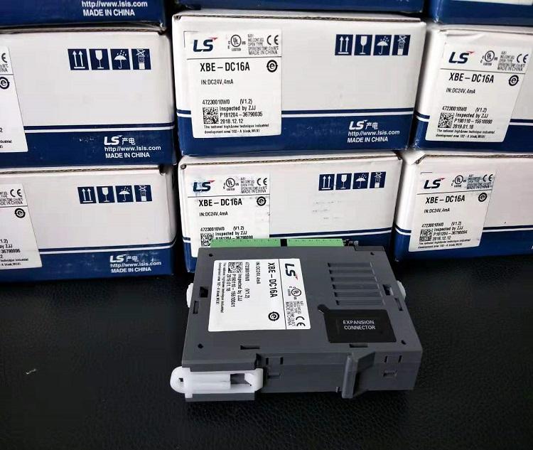 Korea LS Extending I/O Modules plc controller XBE-DC16A