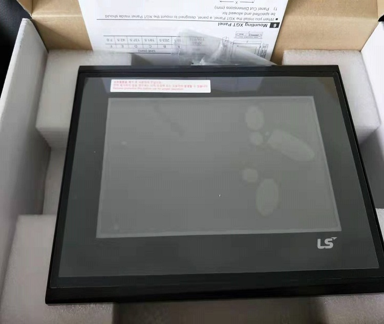 LS HMI Human Machine Interface panel XP40-TTE/DC