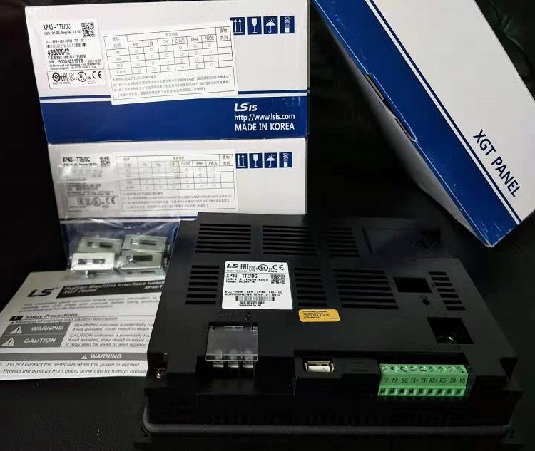 LS HMI Human Machine Interface panel XP40-TTE/DC