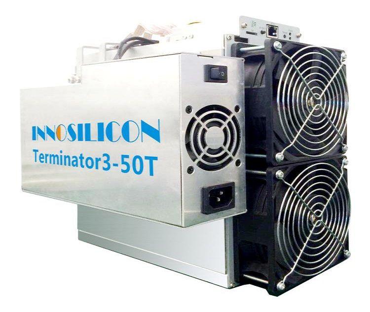 INNOSILICON T3-50T  57T  BTC Miner
