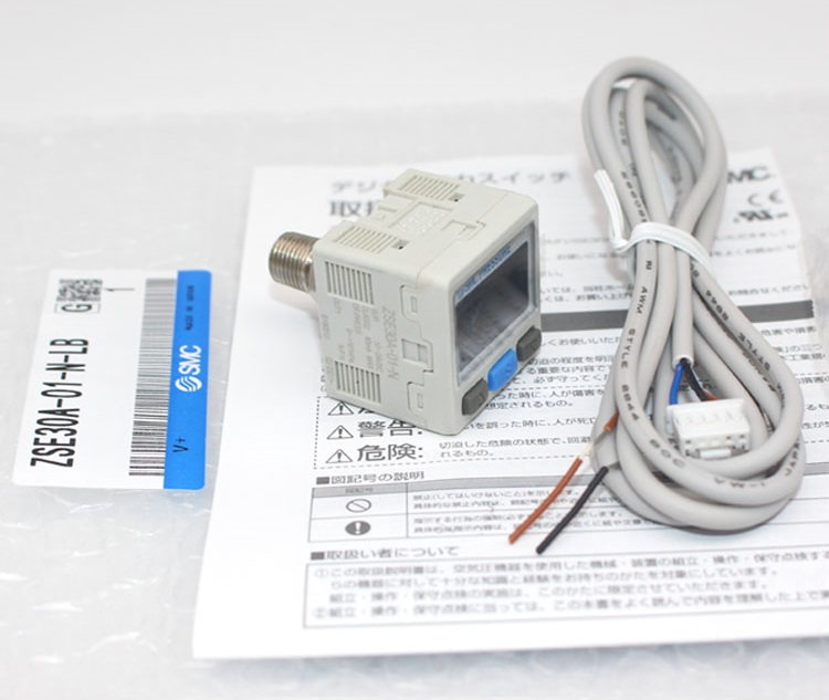 SMC ISE30A-01-a Digital Pressure Switch