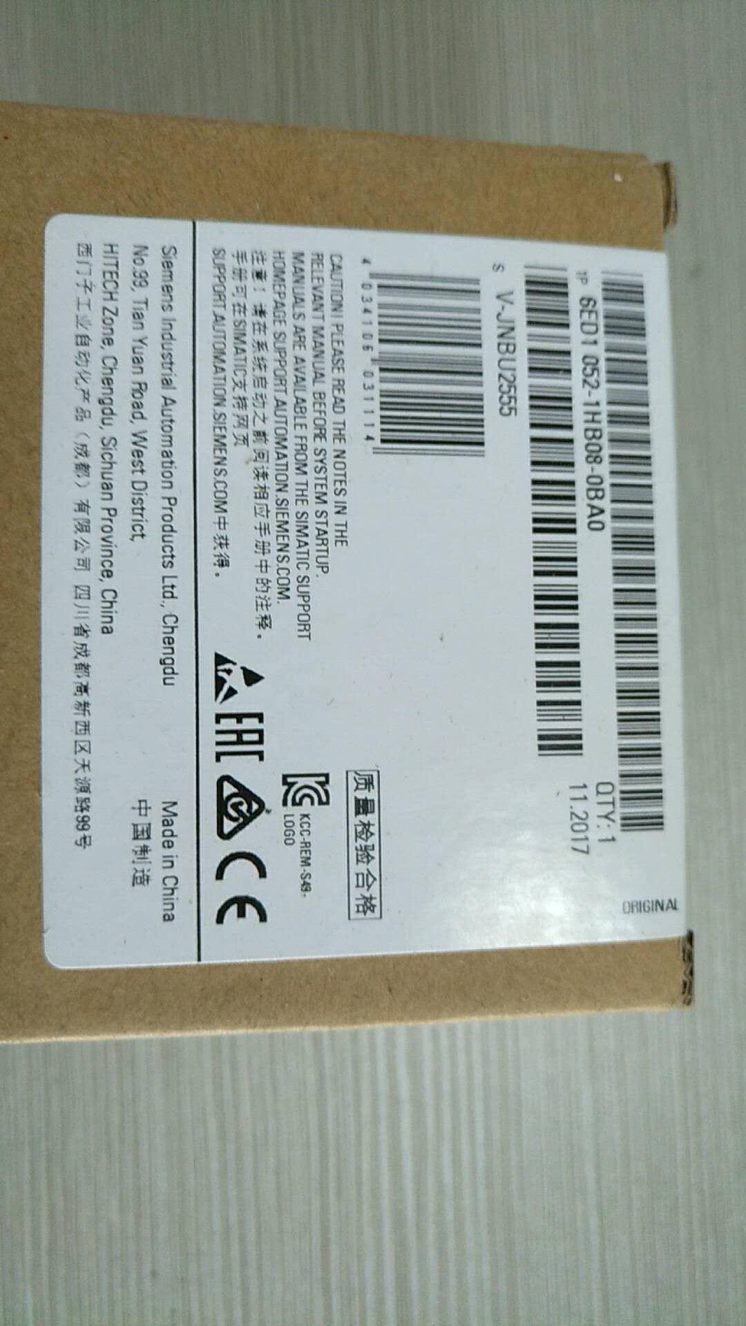 6ED1052-2MD08-0BA0 siemens logo logic module plc 12/24RCEO 400 Blocks