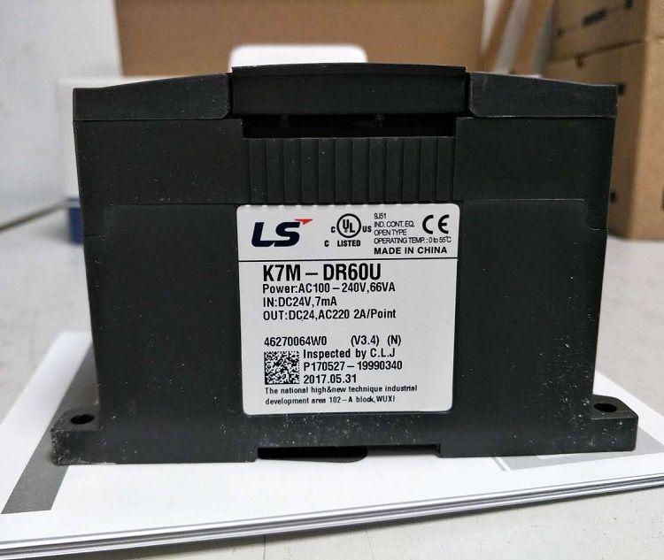 LS plc K7M-DR60U K7M-DR20U  K7M-DR30U K7M-DR40U  K7M-DT60U