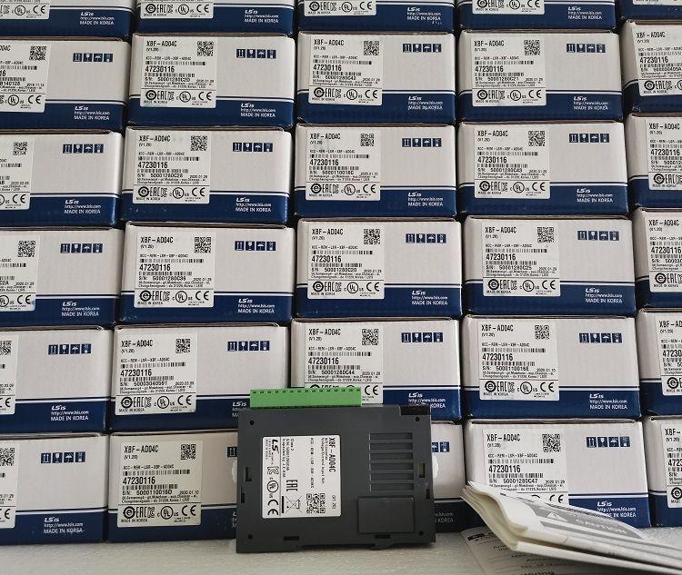 LS PLC XBF-AD04C Expansion module ls module