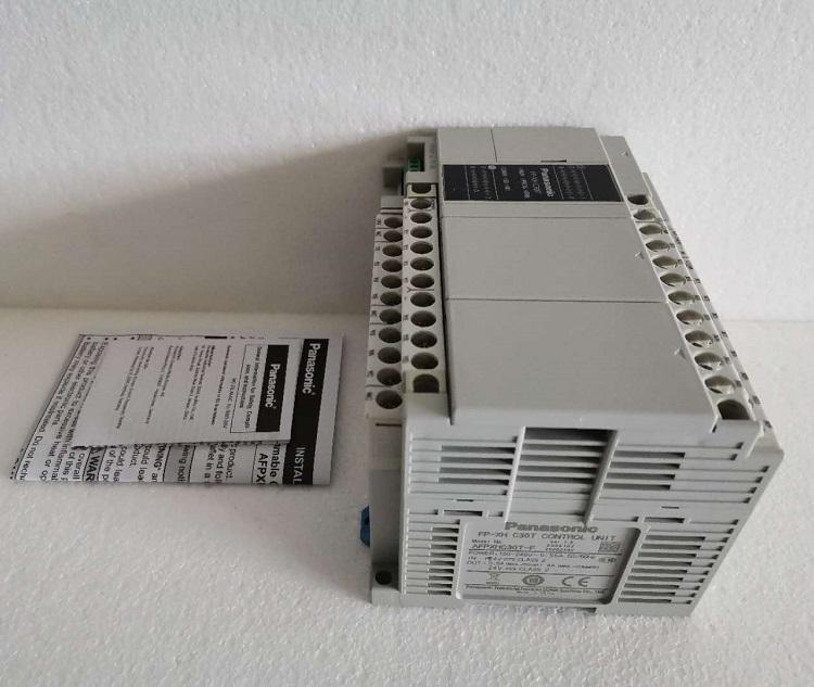 Panasonic PLC AFPXHC30T-F FP-XH C30T CONTROL UNIT