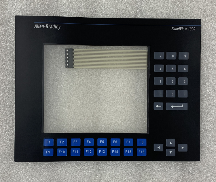 Allen-Bradley PanelView C600 Touchpad key film Touch glass