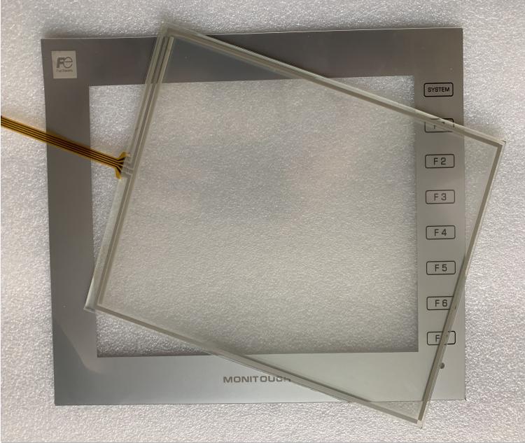 HAKKO UG series hmi Touchpad key film Touch glass